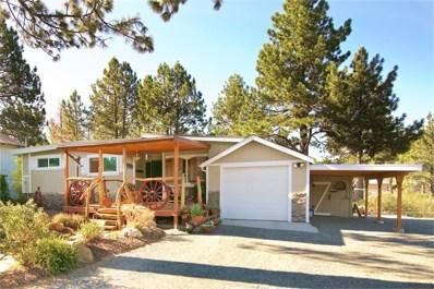 28759 Deer Creek Trl, Pine Valley, CA 91962 - MLS#: 170042992
