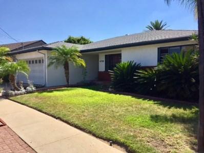 4726 Barbarossa Drive, San Diego, CA 92115 - MLS#: 170043125