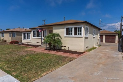 1239 Delaware, Imperial Beach, CA 91932 - MLS#: 170043257