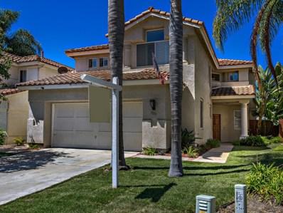 5151 Via Seville, Oceanside, CA 92056 - MLS#: 170043386