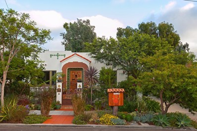 3215 Juniper St, San Diego, CA 92104 - MLS#: 170043397