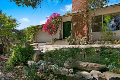 2523 San Vicente Road, Ramona, CA 92065 - MLS#: 170043740