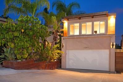 1241 Archer Street, San Diego, CA 92109 - MLS#: 170043761