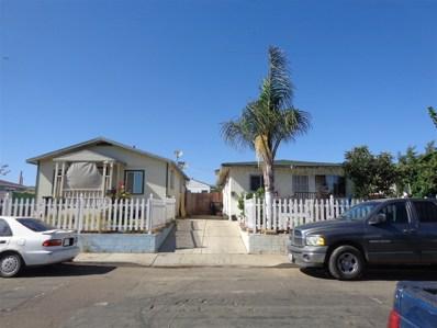 4770 - 4772 Dwight Street, San Diego, CA 92105 - MLS#: 170043834