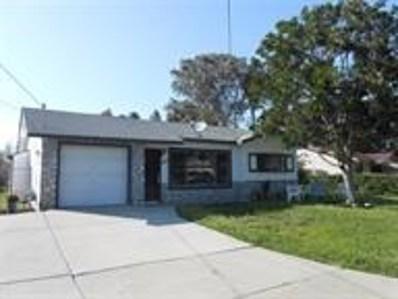 1350 Calera, Vista, CA 92084 - MLS#: 170044057