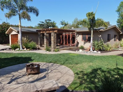 807 Hymettus Avenue, Encinitas, CA 92024 - MLS#: 170044359