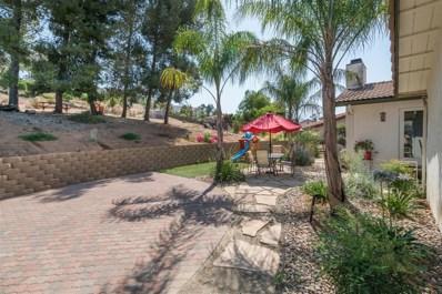 25656 Bellemore Drive, Ramona, CA 92065 - MLS#: 170044484