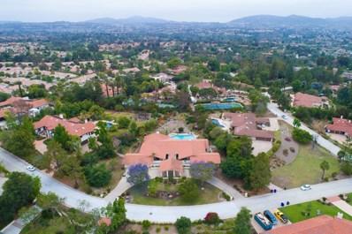 18676 Avenida Cordillera, San Diego, CA 92128 - MLS#: 170044516