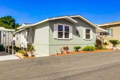 3909 Reche Road UNIT 185, Fallbrook, CA 92028 - MLS#: 170044638