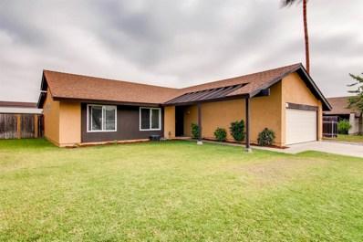 1155 Beverly Way, Escondido, CA 92026 - MLS#: 170044873