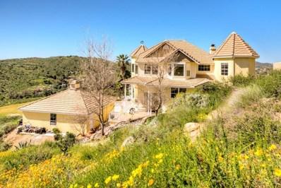 14701 Twin Peaks Road, Poway, CA 92064 - MLS#: 170044926