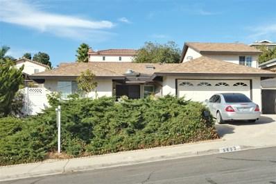 5652 Laramie Way, San Diego, CA 92120 - MLS#: 170045196