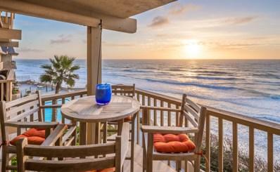 825 Beachfront Dr UNIT C, Solana Beach, CA 92075 - MLS#: 170045383