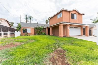 1241 Navello St, El Cajon, CA 92021 - MLS#: 170045403