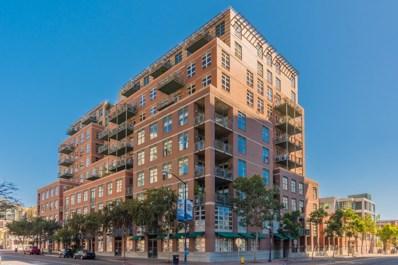 877 Island Ave UNIT 417, San Diego, CA 92101 - MLS#: 170045450
