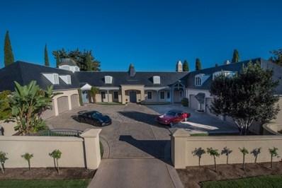 18449 Lago Vista, Rancho Santa Fe, CA 92067 - MLS#: 170045520