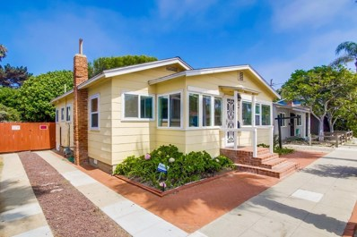 5080 Long Branch Ave, San Diego, CA 92107 - MLS#: 170045524