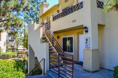 2085 Lakeridge Cir UNIT 201, Chula Vista, CA 91913 - MLS#: 170045545