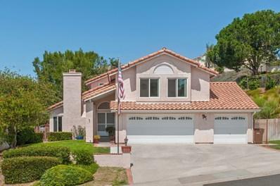 9224 Lethbridge Way, San Diego, CA 92129 - MLS#: 170045560