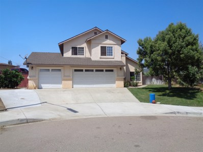 1715 Foxfire Ct, Escondido, CA 92026 - MLS#: 170045705
