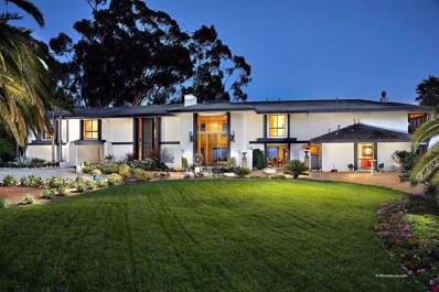 15515 Las Planideras, Rancho Santa Fe, CA 92067 - MLS#: 170045716