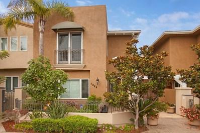 7826 Ivanhoe Avenue, La Jolla, CA 92037 - MLS#: 170045732