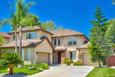 542 Chesterfield Circle, San Marcos, CA 92069 - MLS#: 170046064
