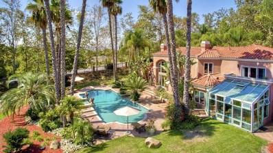 13844 San Sebastian Way, Poway, CA 92064 - MLS#: 170046072