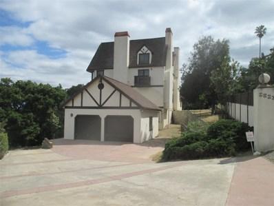 9560 Fuerte Dr., La Mesa, CA 91941 - MLS#: 170046092