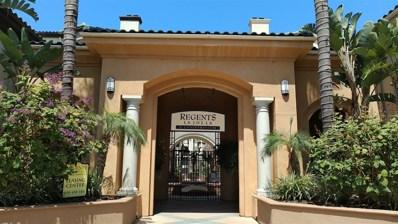 9253 Regents Rd. UNIT A107, La Jolla, CA 92037 - MLS#: 170046146