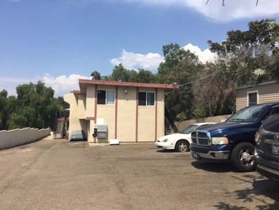 5164 Landis Street UNIT Apt 1, San Diego, CA 92105 - MLS#: 170046463