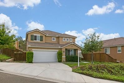 323 Valley Heights Dr, Oceanside, CA 92057 - MLS#: 170046728