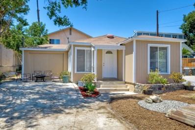 3742-6 Harris St, La Mesa, CA 91941 - MLS#: 170046936