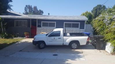 5914 Baja Drive, San Diego, CA 92115 - MLS#: 170047152