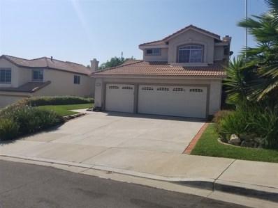 1419 Corte Bravo, San Marcos, CA 92069 - MLS#: 170047257