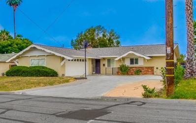 12410 Buckskin Trl, Poway, CA 92064 - MLS#: 170047373