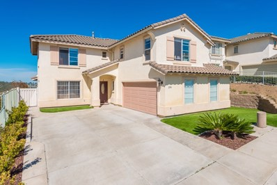 2106 Crystal Clear Dr, Spring Valley, CA 91978 - MLS#: 170047440
