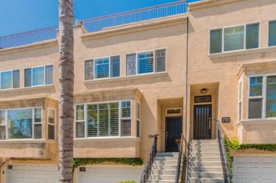 2246 6th Ave, San Diego, CA 92101 - MLS#: 170047495