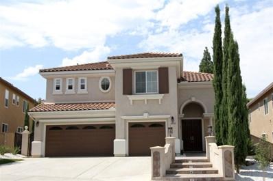 10555 Stony Ridge Way, San Diego, CA 92131 - MLS#: 170047791