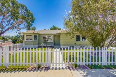 7231 Amherst St, La Mesa, CA 91942 - MLS#: 170047949
