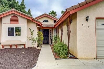 9117 Fonteyn Ct, Santee, CA 92071 - MLS#: 170048011