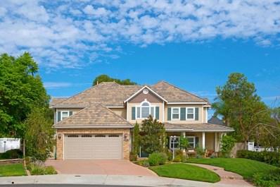 14455 Twin Gables Court, Poway, CA 92064 - MLS#: 170048144