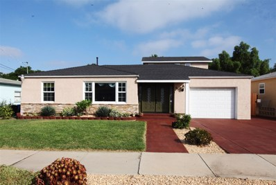 67 Center Street, Chula Vista, CA 91910 - MLS#: 170048260