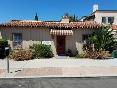 2140 Fourth Avenue, San Diego, CA 92101 - MLS#: 170048356