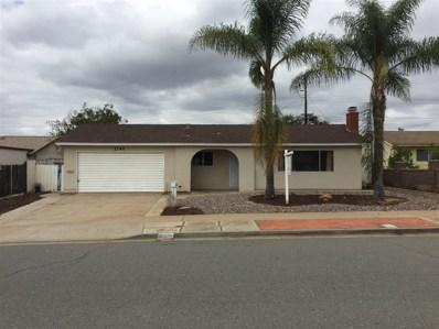 1744 Plumeria Drive, El Cajon, CA 92021 - MLS#: 170048697