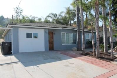 345 Cananea St., Vista, CA 92084 - MLS#: 170048743