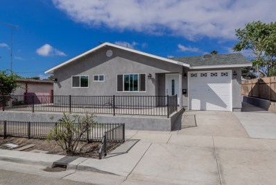 4542 Bannock Ave, San Diego, CA 92117 - MLS#: 170048757