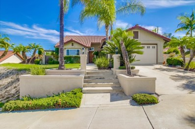 1550 Via Hacienda, Bonita, CA 91902 - MLS#: 170048966