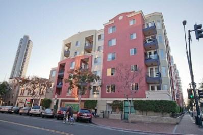 235 Market St UNIT 607, San Diego, CA 92101 - MLS#: 170049058