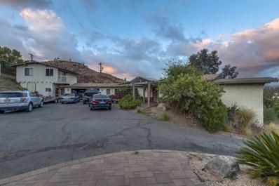 1186 Dawnridge Ave, El Cajon, CA 92021 - MLS#: 170049242